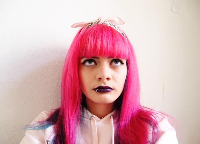 vegan, Make-up vegan, Haarfarbe vegan